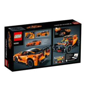 Lego Technic: Chevrolet Corvette ZR1 - 42093