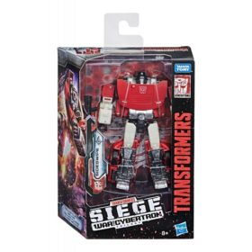 Transformers: Deluxe Siege - War for Cybertron - Sideswipe - E3530