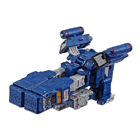 Transformers: Voyager Siege - War for Cybertron - Soundwave - E3545 - 18 cm