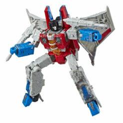 Transformers: Voyager Siege - War for Cybertron - Starscream - E3544 - 18 cm
