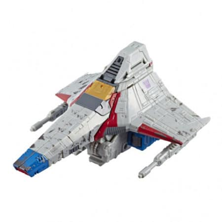 Transformers: Voyager Siege - War for Cybertron - Starscream - E3544 - 18 cm