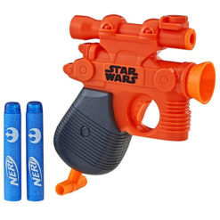 Nerf: Micro Shots - Star Wars Han Solo + 2 Darts - E2031