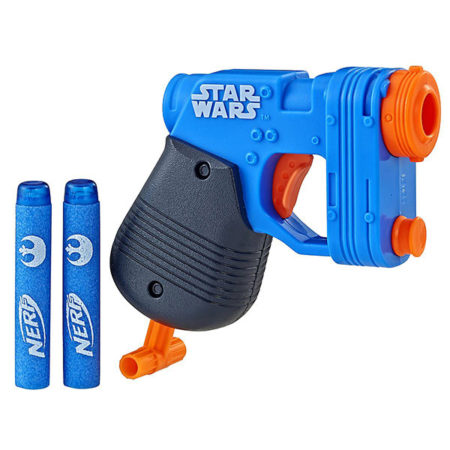 Nerf: Micro Shots - Star Wars Rey + 2 Darts - E2032