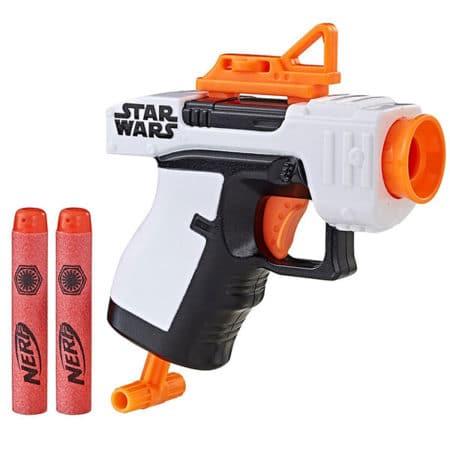 Nerf: Micro Shots - Star Wars Stormtrooper + 2 Darts - E1881