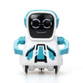 Silverlit: Roboter - Pokibot - Cube - blau