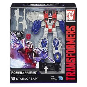 Transformers: Voyager Class - Power of the Primes - Starscream - E1137 - 17 cm