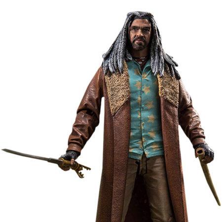 The Walking Dead: TV Version - Ezekiel - Actionfigur - 18 cm