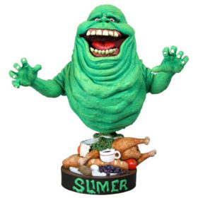 Ghostbusters: Slimer - Head Knocker - Wackelkopf Figur - 18 cm