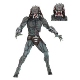 Predator: 2018 Deluxe Armored Assassin - Actionfigur - 30 cm