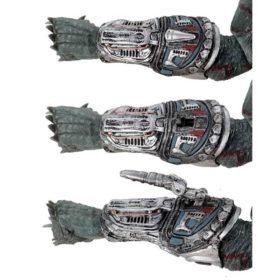 Predator: 2018 Deluxe Armored Assassin - Actionfigur - 30 cm