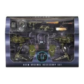 Aliens: Zubehör-Set USCM Arsenal Weapons - für Actionfigur - 17-18 cm
