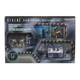 Aliens: Zubehör-Set USCM Arsenal Weapons - für Actionfigur - 17-18 cm