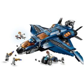 LEGO: Marvel Super Heroes - Ultimativer Avengers - Quinjet - 76126