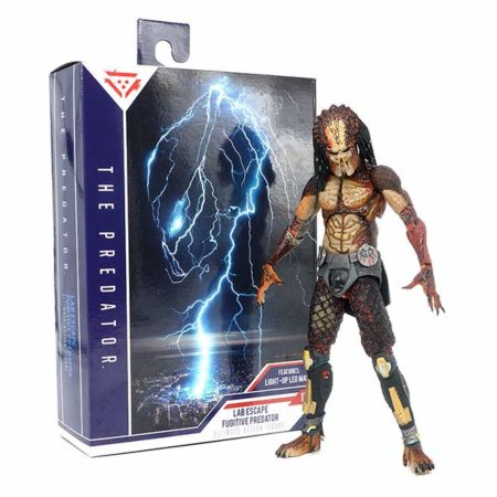Predator: 2018 Ultimate Fugitive Predator (Lab Escape) – Actionfigur – 20 cm
