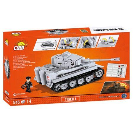COBI: World of Tanks - Tiger 1 - 3000B