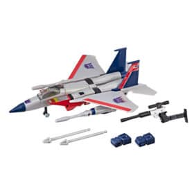 Transformers: Actionfigur Vintage - G1 Starscream - E2054 - 14 cm