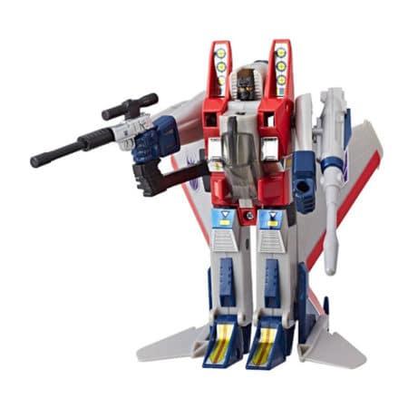 Transformers: Actionfigur Vintage - G1 Starscream - E2054 - 14 cm