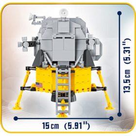 COBI: Weltall - Apollo 11 Lunar Modul - 21079