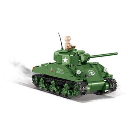 COBI: World of Tanks - M4 Sherman - 3007A