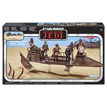 Star Wars: Vintage Collection - Kenner - Jabba's Skiff - E6060