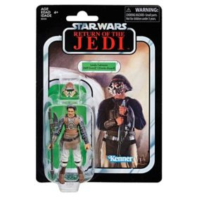 Star Wars: Vintage Collection 2019 - Kenner - Lando Calrissian (Skiff Guard) Exclusive - Actionfigur - E5151 - 10 cm