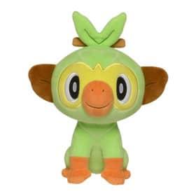 BO36483-CP - Pokémon: Plüschfigur - Schwert & Schild - Chimpep - 20 cm