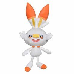 Pokémon: Plüschfigur - Schwert & Schild - Hopplo - 20 cm