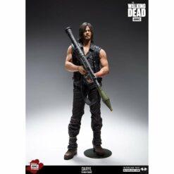 The Walking Dead: Staffel 6 - Daryl Dixon - Deluxe Actionfigur - 25 cm