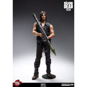 The Walking Dead: Staffel 6 - Daryl Dixon - Deluxe Actionfigur - 25 cm