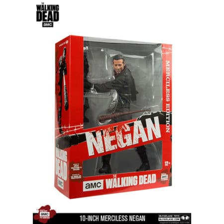 The Walking Dead: Staffel 6 - Negan (Merciless Edition) - Deluxe Actionfigur - 25 cm