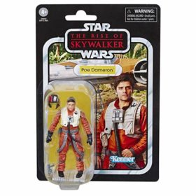 Star Wars: Vintage Collection 2019 - Kenner - Poe Dameron - Actionfigur - E4065 - 10 cm