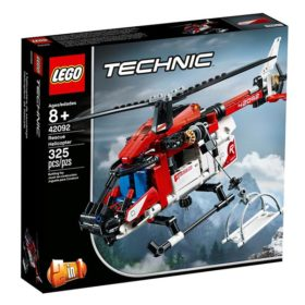 Lego Technic: Rettungshubschrauber - 42092