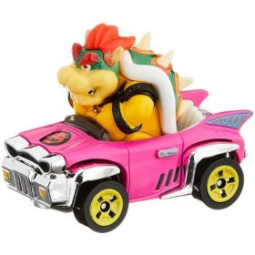 "Hot Wheels: Nintendo Mario Kart ""Bowser"" Masstab 1:64 - Die-Cast - GBG31"