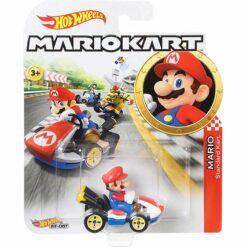 "Hot Wheels: Nintendo Mario Kart ""Mario"" Masstab 1:64 - Die-Cast - GBG26"