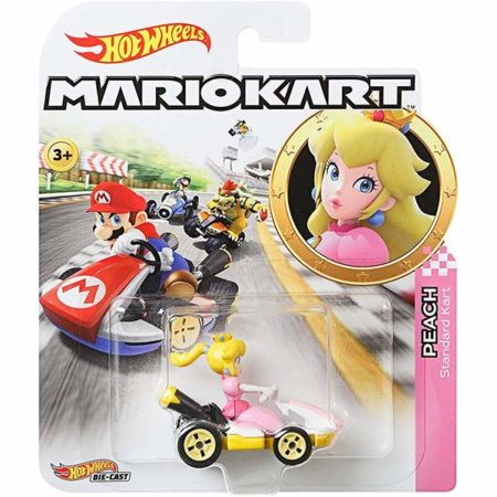 "Hot Wheels: Nintendo Mario Kart ""Peach"" Masstab 1:64 - Die-Cast - GBG28"