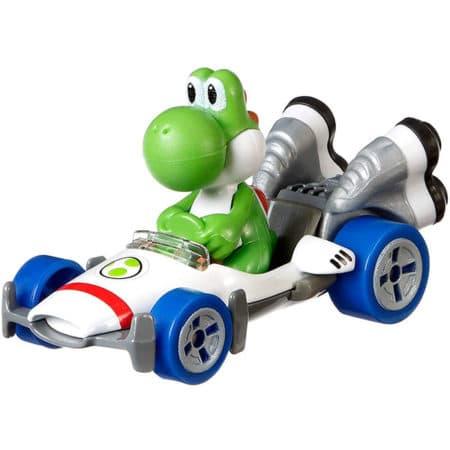 "Hot Wheels: Nintendo Mario Kart ""Yoshi"" Masstab 1:64 - Die-Cast - GBG29"