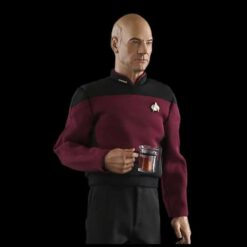 Star Trek: TNG Captain Jean-Luc Picard - Actionfigur - 30 cm