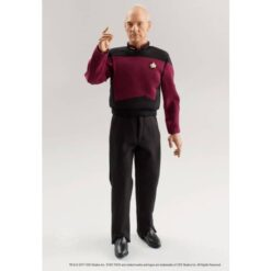 Star Trek: TNG Captain Jean-Luc Picard - Actionfigur - 30 cm