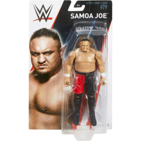 WWE: WrestleMania Actionfigur - Samoa Joe - FMD47 - 18 cm