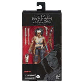 Star Wars: Black Series - Jannah - E6055 - 15 cm