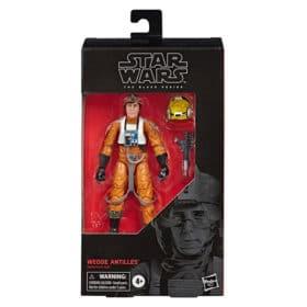 Star Wars: Black Series - Wedge Antilles - E6058 - 15 cm