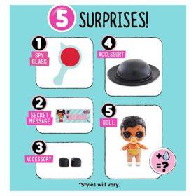 L.O.L. Surprise: Lil Sisters - Eye Spy Series 4