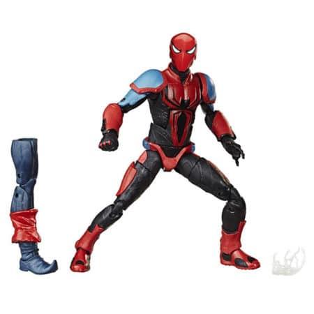 "Marvel Legends: Spider-Man ""Demogoblin"" - Spider-Armor Mark III - Actionfigur - E8120 - 15 cm"