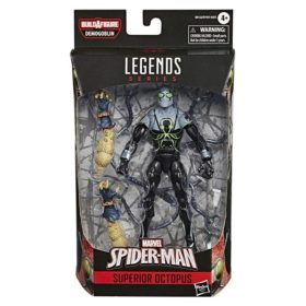 "Marvel Legends: Spider-Man ""Demogoblin"" - Superior Octopus - Actionfigur - E8122 - 15 cm"