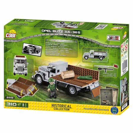 COBI: World War II - Opel Blitz 3,6 - 36 S - 2449