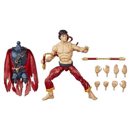 "Marvel Legends: Spider-Man ""Demogoblin"" - Master of Kung Fu Shang-Chi - Actionfigur - E8123 - 15 cm"