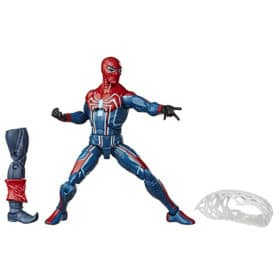 "Marvel Legends: Spider-Man ""Demogoblin"" - Velocity Suit Spider-Man - Actionfigur - E8121 - 15 cm"
