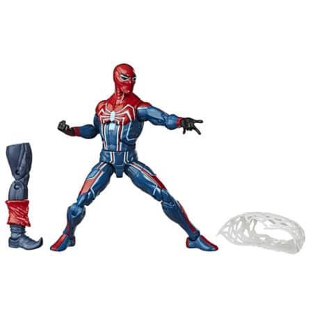 "Marvel Legends: Spider-Man ""Demogoblin"" - Velocity Suit Spider-Man - Actionfigur - E8121 - 15 cm"