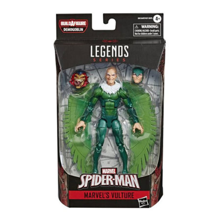 "Marvel Legends: Spider-Man ""Demogoblin"" - Vulture - Actionfigur - E8124 - 15 cm"