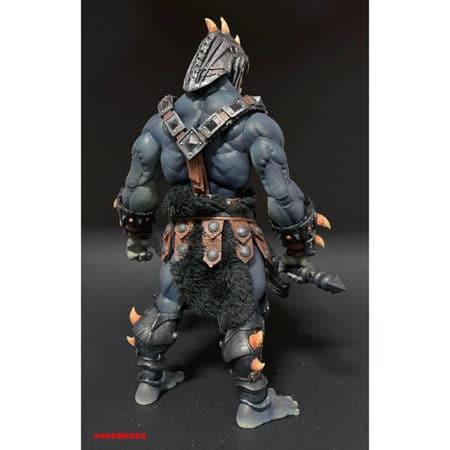 Mythic Legions: Wasteland - Argemedes - Actionfigur - 23 cm